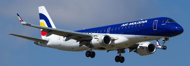 Сайт авиакомпания айр молдова