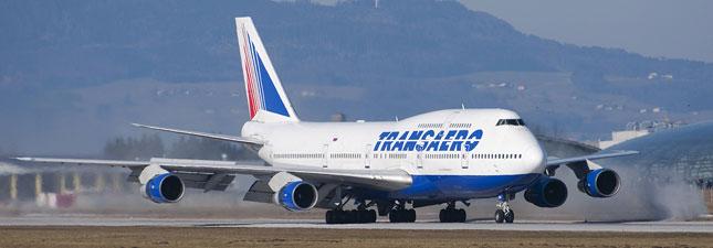 Схема салона Boeing 747-300 — Трансаэро. Лучшие места в самолете VP-BGW