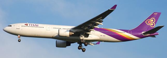 Airbus A330-300 Thai Airways