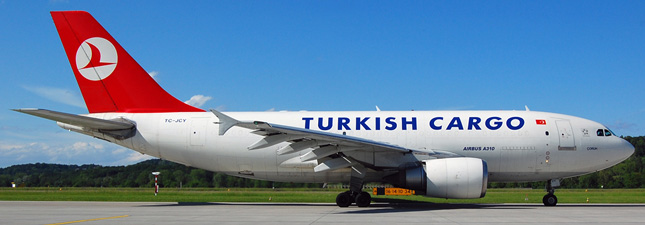 Airbus A310-300 Turkish Airlines