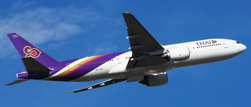 Thai Airways Boeing 777-200