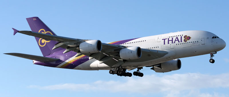 Thai Airways Airbus A380-800
