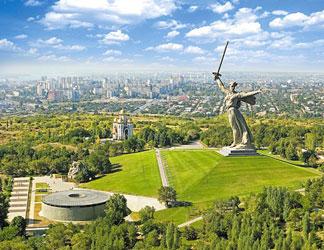 Билеты на самолет Москва - Волгоград