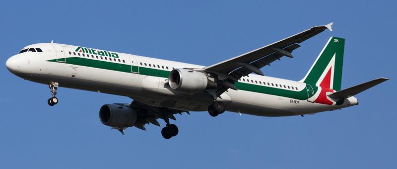 Airbus A321-100 Alitalia