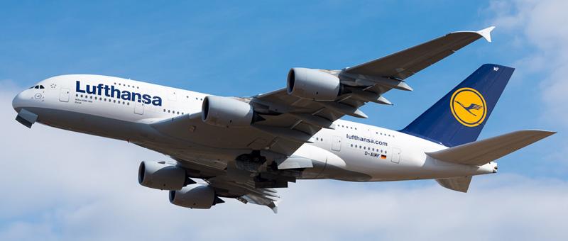 Схема салона Airbus A380-800 — Lufthansa. Лучшие места в самолете