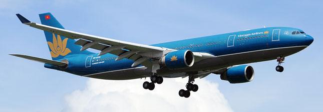 Airbus A330-200 Вьетнамские авиалинии
