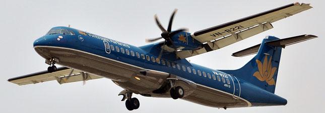 ATR-72 Вьетнамские авиалинии