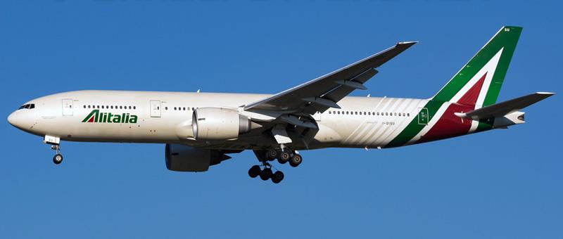 Boeing 777-200 Алиталия