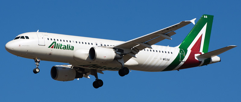 Alitalia Airbus A320-200
