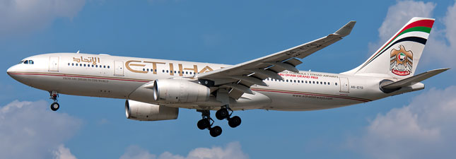 Airbus A330-300 Etihad Airways