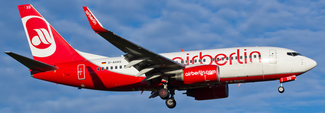 Boeing 737-700 Air Berlin