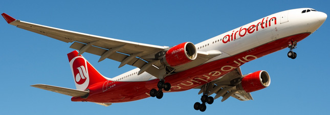 Airbus A330-200 Air Berlin