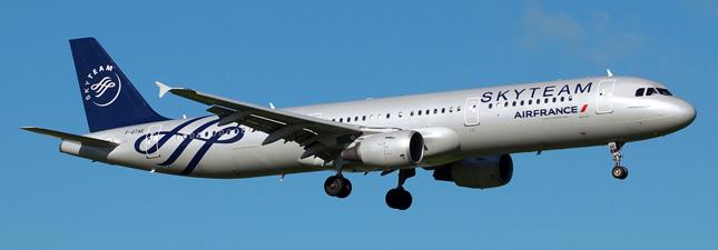 Airbus A321-200 Air France