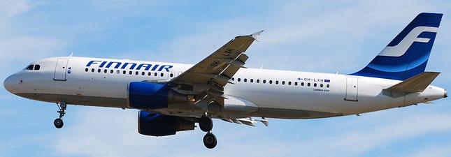 Airbus A320-200 Finnair