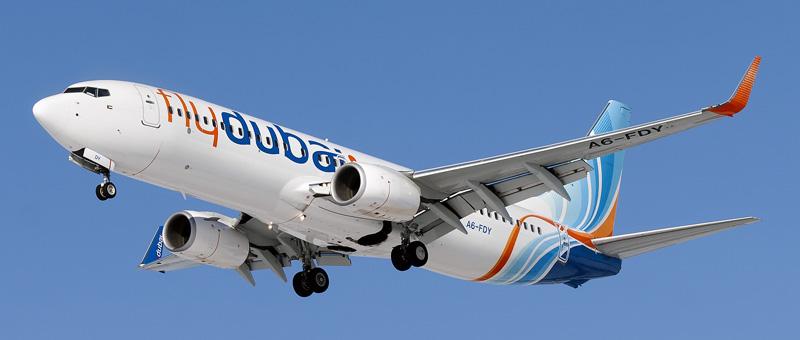 Boeing737-800 Flydubai