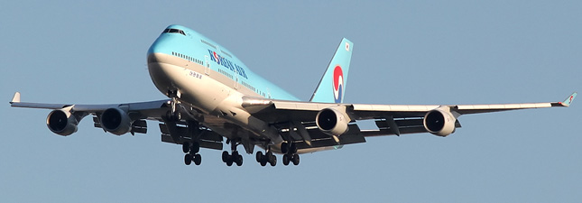 Boeing 747-400 Korean AirLines