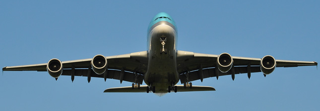 Airbus A380-800  Korean AirLines