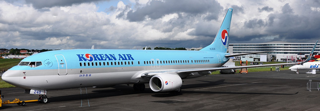 Boeing 737-900  Korean Air Lines