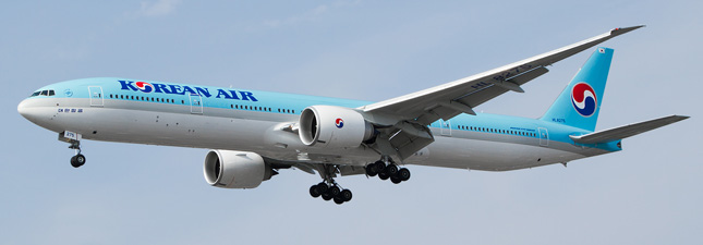 Boeing 777-300  Korean Air Lines