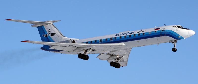 Tu-134A-3 Metrojet