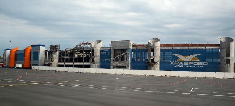 В аэропорту Калининграда готовятся к чемпионату мира по футболу