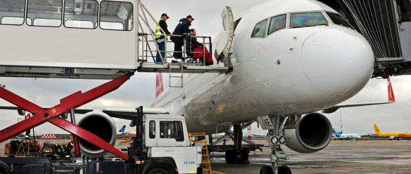 В аэропорту Хабаровска заработает амбулифт