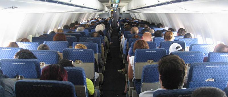 Плохо пахнущего пассажира высадили из самолета