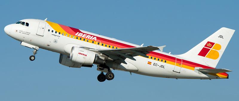 Airbus A319-111 Iberia