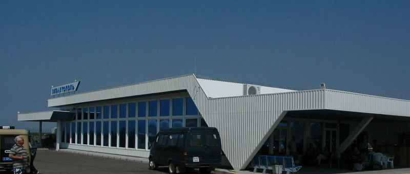 Крымский военный аэропорт начнет обслуживать пассажиров