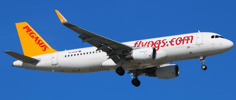 Airbus A320-214 Pegasus