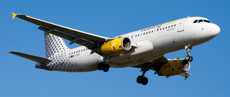 Airbus A320-232 Vueling