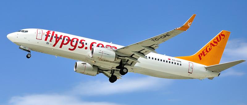 Boeing 737-82R Pegasus