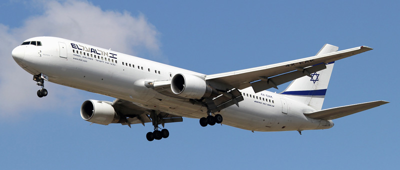 Boeing 767-300 El Al