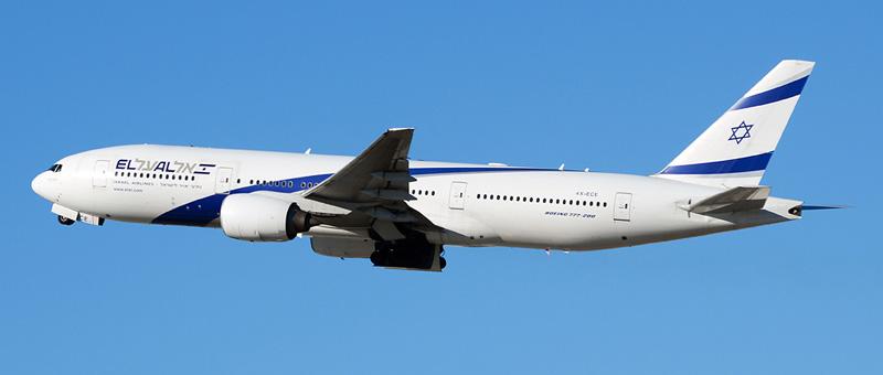 Boeing 777-200ER El Al