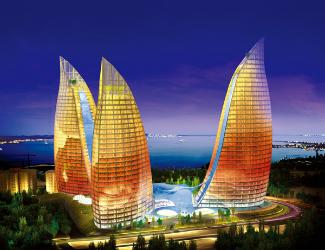 Билеты на самолет Новосибирск - Баку
