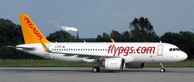 Pegasus Airbus A320-200 NEO