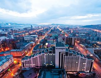 Билеты на самолет Новосибирск - Красноярск