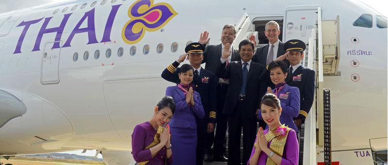 Эконом-предложение от Thai Airways