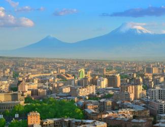 Билеты на самолет Новосибирск - Ереван