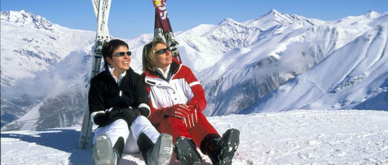 Аэрофлот перевезет лыжное снаряжение бесплатно