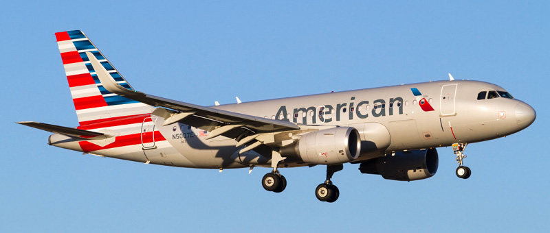 Airbus-A319-115 American Airlines