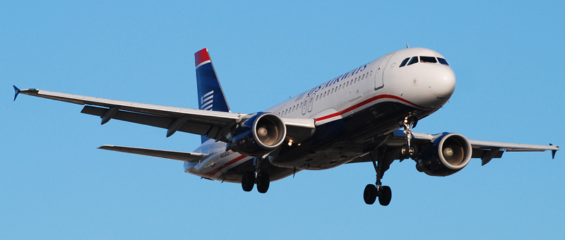 N103US-US-Airways-Airbus-A3