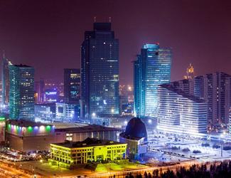 Билеты на самолет Новосибирск - Астана
