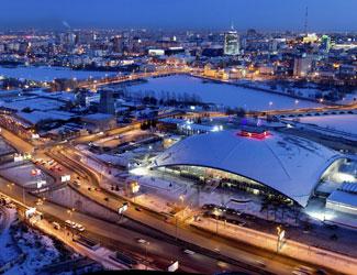 Билеты на самолет Новосибирск - Челябинск