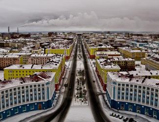 Билеты на самолет Новосибирск - Норильск