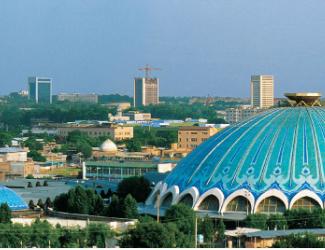 Билеты на самолет Новосибирск - Ташкент