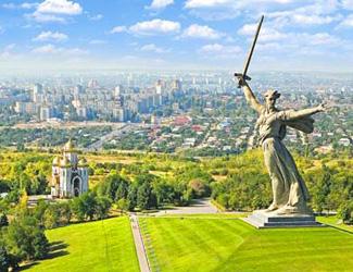 Билеты на самолет Новосибирск - Волгоград