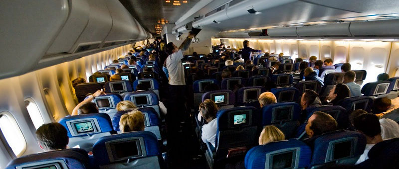 На российских рейсах появятся маршалы порядка