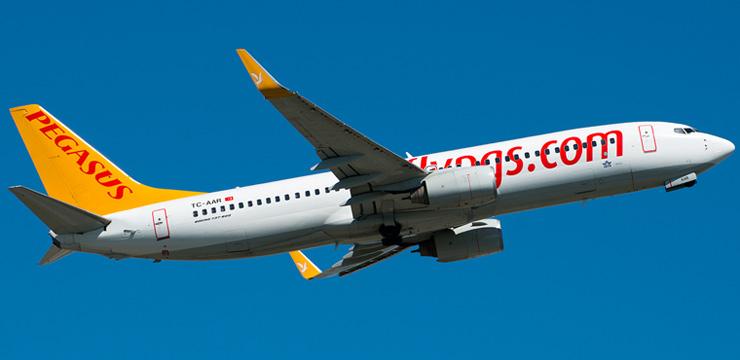 Boeing 737-800 (Боинг 737-800) — Pegasus Airlines. Фото и описание самолета