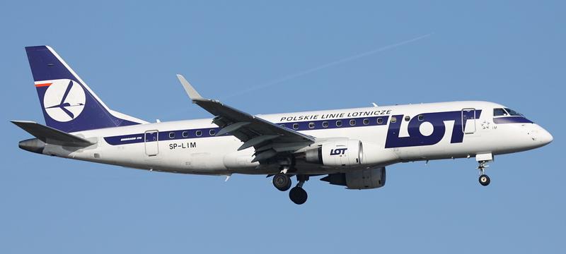 SP-LIL-LOT-Polish-Airlines-Embraer-ERJ-175LR